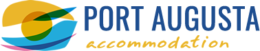 Port Augusta Accommodation Logo