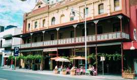 Plaza Hotel - Port Augusta Accommodation