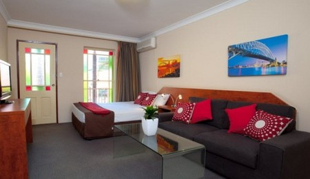 Central Railway Hotel - Port Augusta Accommodation