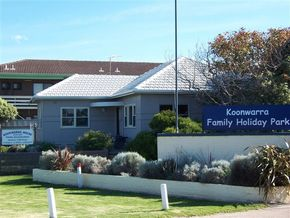 Koonwarra Family Holiday Park - Port Augusta Accommodation