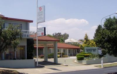 Country Comfort Cowra Countryman Motor Inn - Port Augusta Accommodation