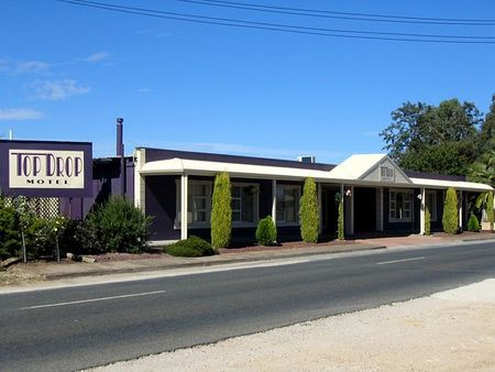 Top Drop Motel - Port Augusta Accommodation