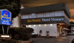 Best Western Motel Monaro - Port Augusta Accommodation