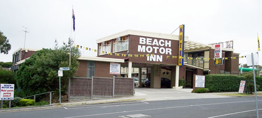 Beach Motor Inn - Port Augusta Accommodation