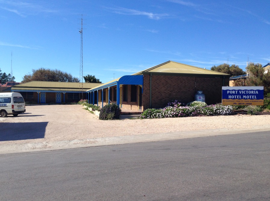 Port Victoria Hotel Motel - Port Augusta Accommodation