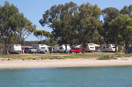 Streaky Bay Foreshore Tourist Park - Port Augusta Accommodation