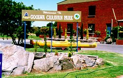 Goolwa Caravan Park - Port Augusta Accommodation