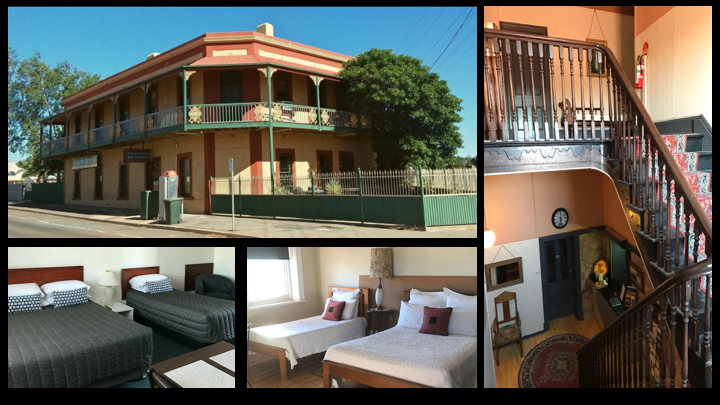 Pampas Motel - Port Augusta Accommodation