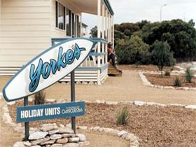 Yorke's Holiday Units - Port Augusta Accommodation