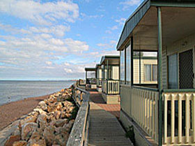Stansbury Foreshore Caravan Park - Port Augusta Accommodation