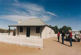 Rose Cottage - Port Augusta Accommodation