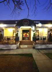 Kingston Hotel - Port Augusta Accommodation