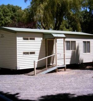 Castlemaine Central Cabin  Van Park - Port Augusta Accommodation