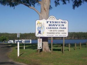 Fishing Haven Caravan Park - Port Augusta Accommodation