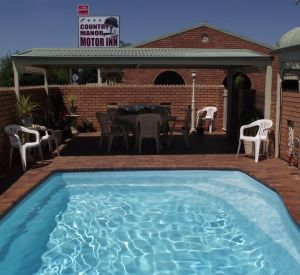 Country Manor Motor Inn - Port Augusta Accommodation
