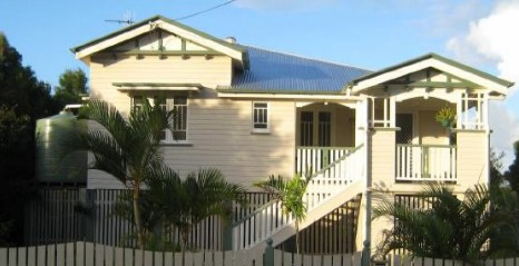 Eco Queenslander Holiday Home and BB - Port Augusta Accommodation