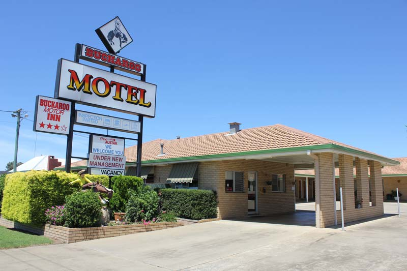 Buckaroo Motor Inn - Port Augusta Accommodation