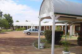 Landsborough Lodge Motel - Port Augusta Accommodation