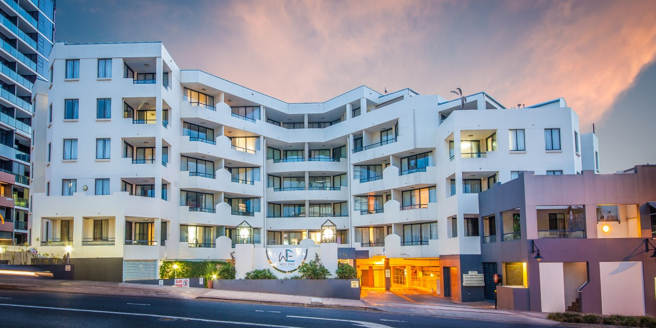 West End Central Apartments - Port Augusta Accommodation