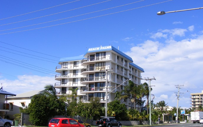 Beach Palms Holiday Apartments - Port Augusta Accommodation