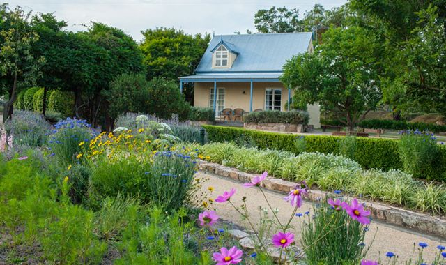 Vineyard Cottages and Cafe - Port Augusta Accommodation