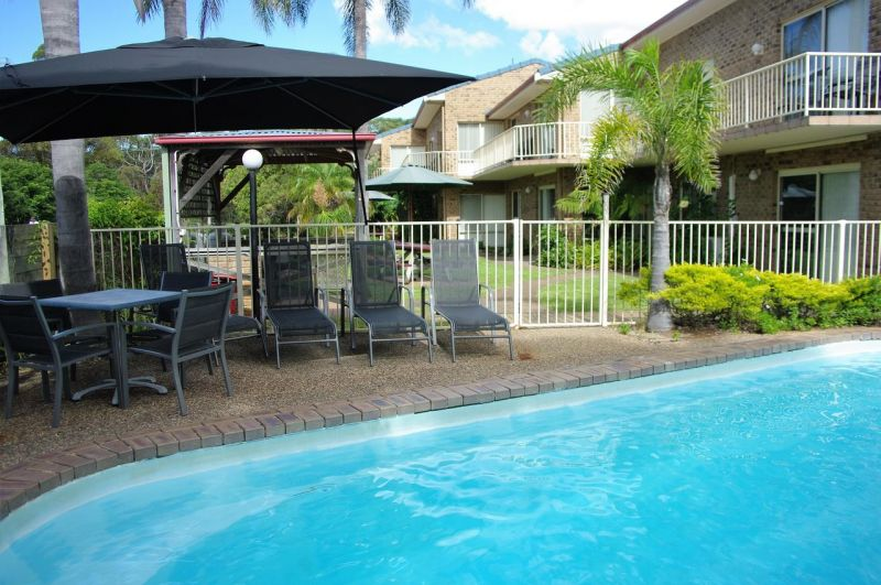 Beachfront Units Merimbula - Port Augusta Accommodation