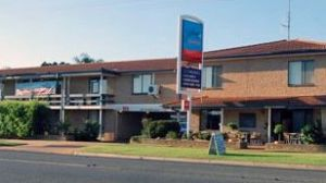 Outback Motor Inn Nyngan - Port Augusta Accommodation