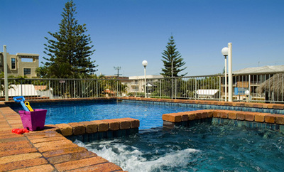 Foreshore Apartments, Mermaid Beach - Port Augusta Accommodation
