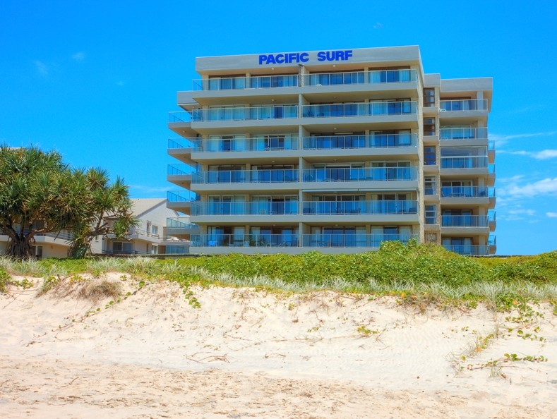 Pacific Surf Absolute Beach Apartments - Port Augusta Accommodation