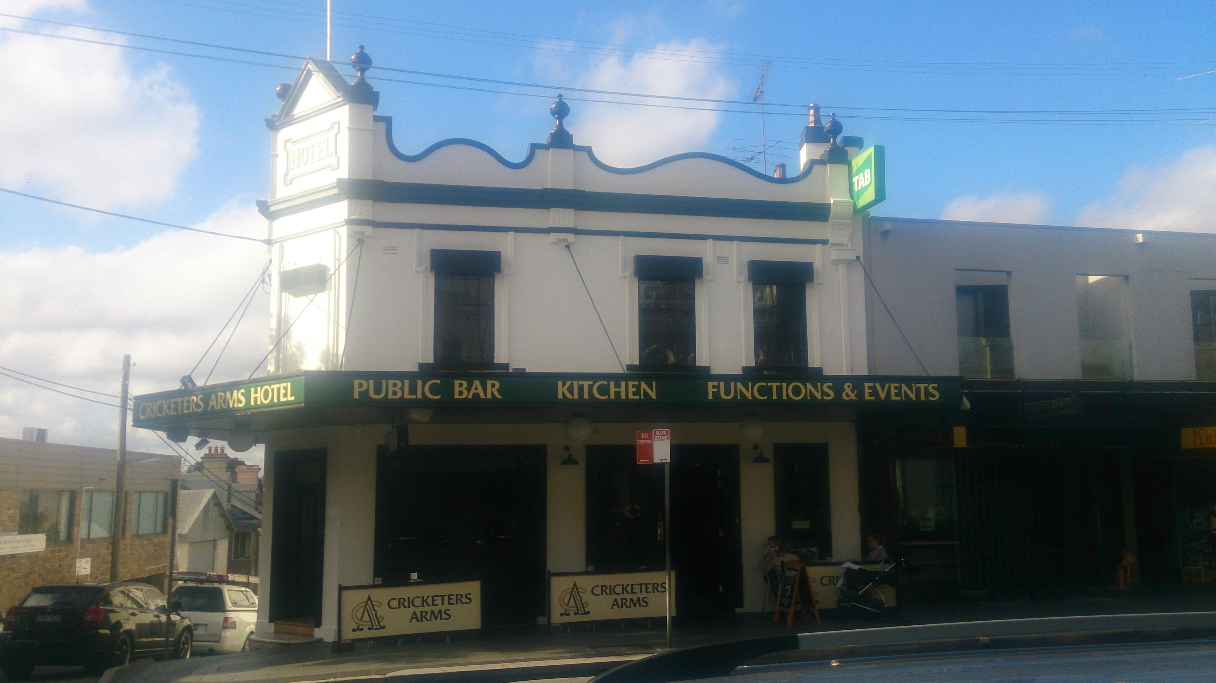 Cricketers Arms Hotel - Port Augusta Accommodation