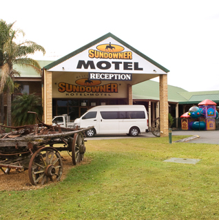 Sundowner Hotel - Port Augusta Accommodation