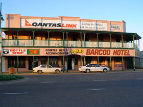 Barcoo Hotel - Port Augusta Accommodation