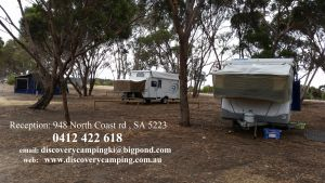 Discovery Lagoon  Caravan  Camping Grounds - Port Augusta Accommodation