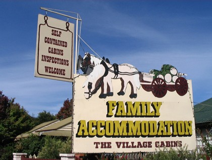 The Village Cabins - Port Augusta Accommodation