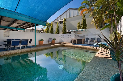 Townsville Holiday Apartments - Port Augusta Accommodation