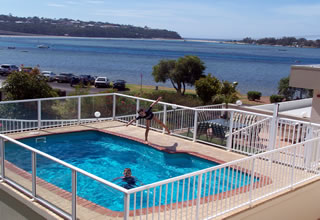 Crown Apartments Merimbula - Port Augusta Accommodation