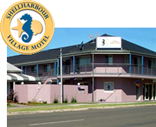 Shellharbour Village Motel - Port Augusta Accommodation