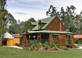 Mystic Mountains Holiday Cottages - Port Augusta Accommodation