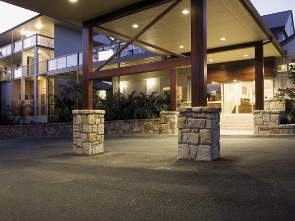 Mercure Clear Mountain Lodge Spa and Vineyard - Port Augusta Accommodation