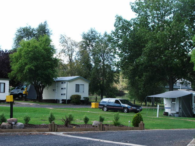 Poplar Caravan Park - Port Augusta Accommodation