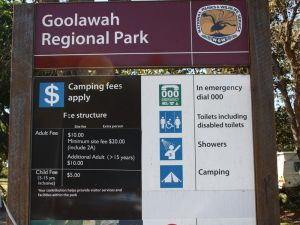 Goolawah National and Regional Parks - Port Augusta Accommodation