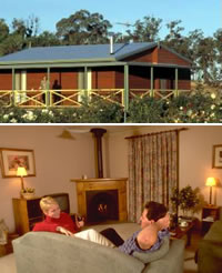 Twin Trees Country Cottages - Port Augusta Accommodation