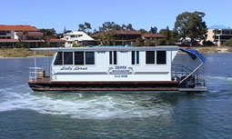 Dolphin Houseboat Holidays - Port Augusta Accommodation