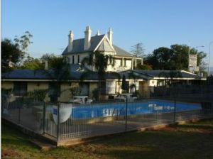 Airlie House Motor Inn - Port Augusta Accommodation