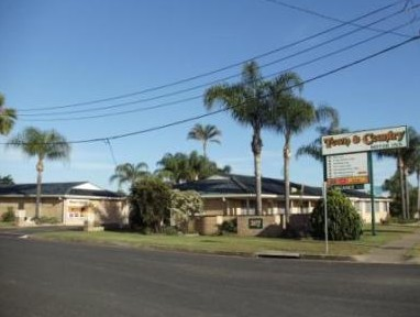 Town and Country Motor Inn Tamworth - Port Augusta Accommodation