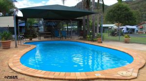 Esk Caravan Park And Rail Trail Motel - Port Augusta Accommodation