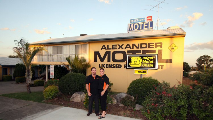 Alexander Motel - Port Augusta Accommodation