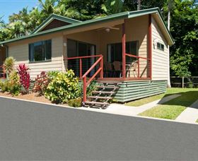 BIG4 Cairns Crystal Cascades Holiday Park - Port Augusta Accommodation