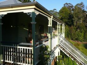 The Sanctuary Springbrook. Guest House / Cottage - Port Augusta Accommodation