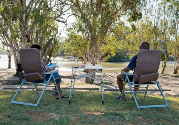 Loxton Riverfront Holiday Park - Port Augusta Accommodation